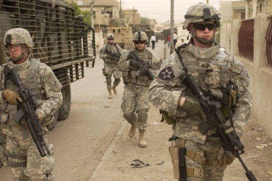 Irak, AS tegaskan komitmen untuk penarikan pasukan