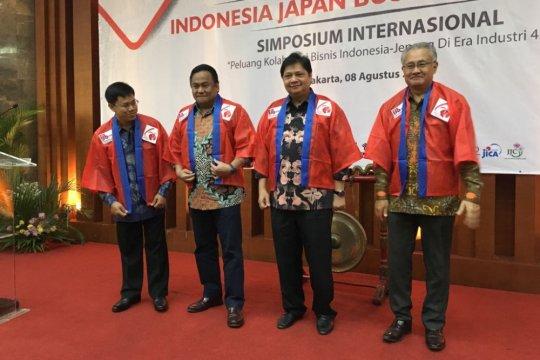 Ini susunan pengurus Indonesia Japan Business Network