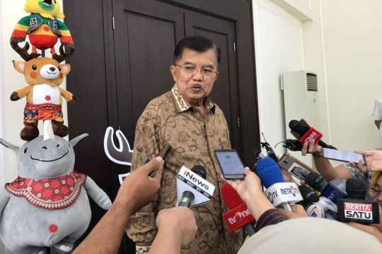 Jusuf Kala soal perombakan kabinet