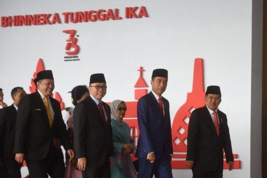 Pimpinan MPR sampaikan duka untuk korban gempa Lombok