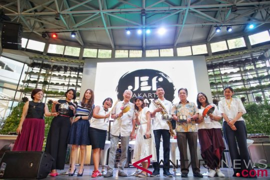 Jakarta Eat Festival resmi digelar