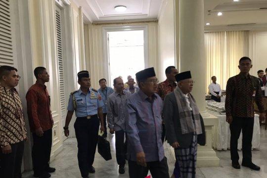 Wapres buka diklat pelajar Afghanistan di Indonesia