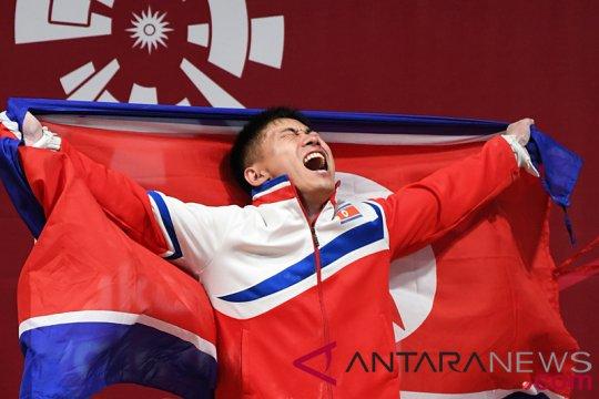 Korut berpeluang tambah medali emas dari angkat besi kelas 75 kg putri