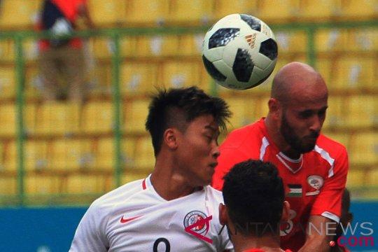 Hong Kong sayangkan golnya dianulir wasit