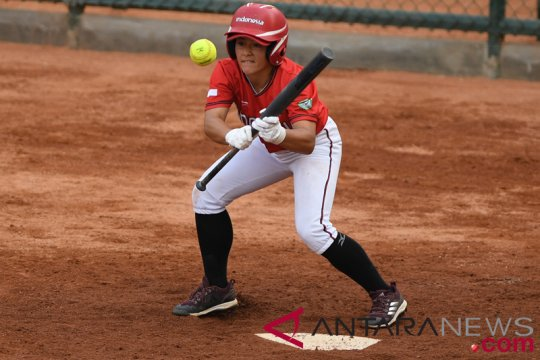 Indonesia gandeng Jepang tingkatkan performa atlet softball nasional