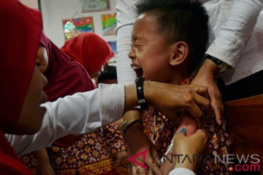 MUI Rohil: vaksin MR belum dapat sertifikat halal