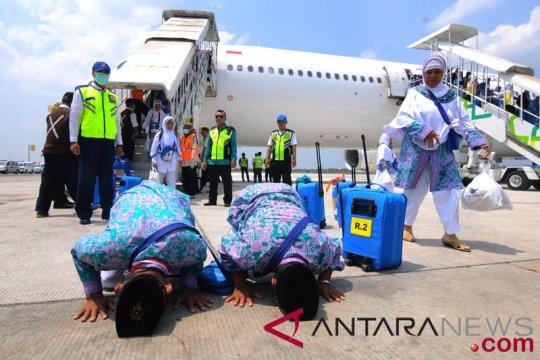 Laporan dari Mekkah - Syarat jamaah haji bisa tanazul