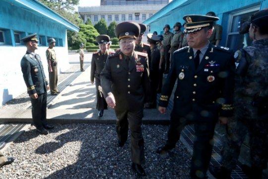 Deteksi orang tak dikenal, Korea Selatan lakukan operasi di perbatasan