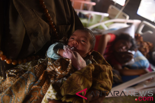 Dokter: mental korban gempa Lombok juga terluka