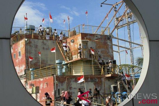Latihan rutin mitigasi tsunami untuk kesiapsiagaan masyarakat