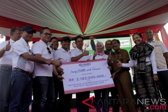 BUMN salurkan bantuan sosial bagi warga Rote