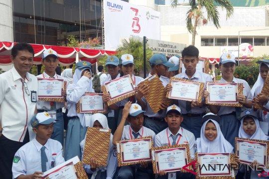 BUMN ajak peserta SMN wilayah Jakarta kunjungi tempat wisata