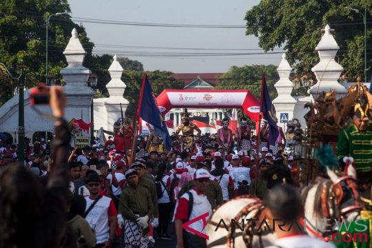 12 ribu warga Sleman ikuti jalan sehat