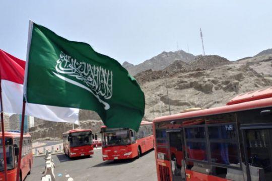 Arab Saudi sambut jamaah haji Qatar