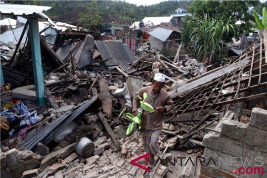 BNPB verifikasi kerusakan akibat gempa