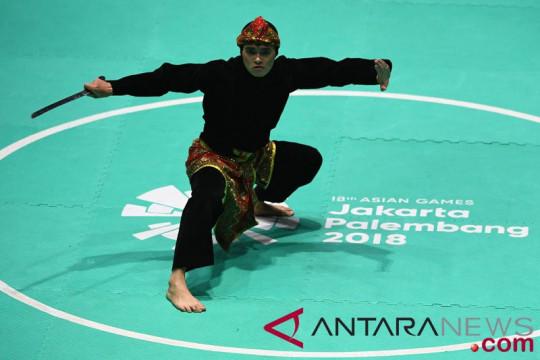 Puspa, atlet pencak silat kelas dunia yang bela Jakarta di PON Papua