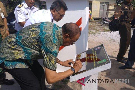 Bakamla RI bentuk poksimar di Pulau Sebatik