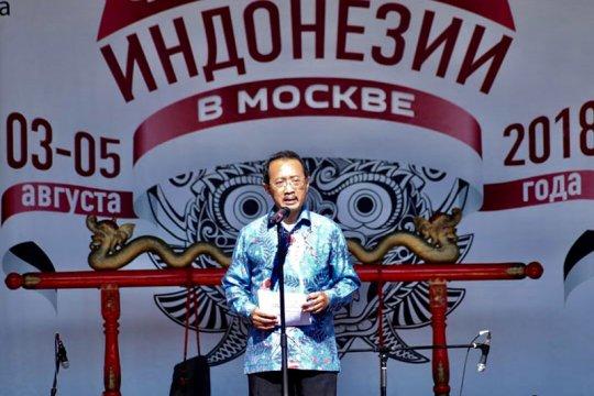 Dubes Wahid: Indonesia-Rusia menuju tahapan kemitraan strategis