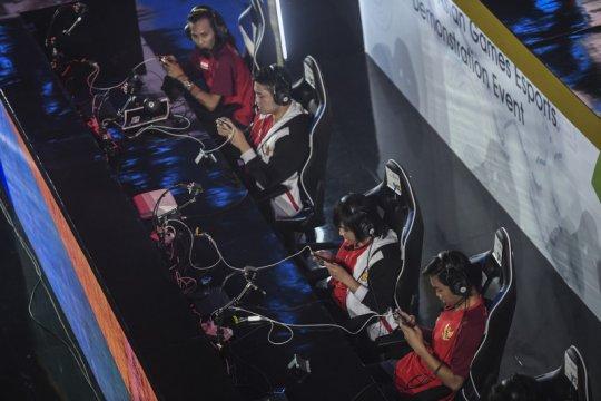 Garena Indonesia gelar seleksi tim Esports untuk turnamen internasional