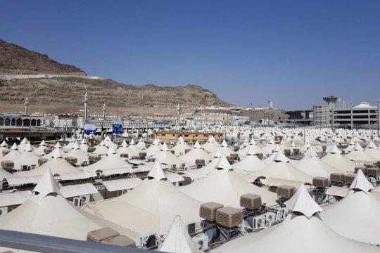 Laporan dari Mekkah - Ma'ruf Amin fokus jalankan ibadah haji