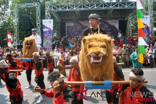 Festival Tunggul Kawung kembali digelar di Kota Bogor