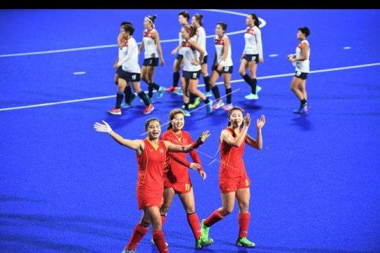 Tim hoki putri gabungan Korea batal ke kualifikasi Olimpiade