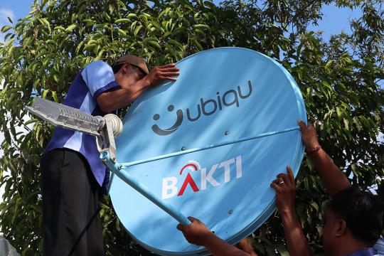 Kominfo tambah 21 telepon satelit ke NTB