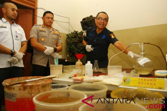 DPR apresiasi pengungkapan pabrik sabu berkualitas impor