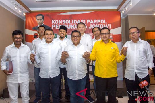 Sebelas direktur TKN Jokowi-Ma