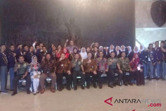 Kodam Udayana apresiasi program Siswa Mengenal Nusantara