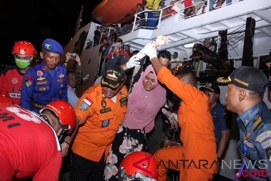 KNKT rampungkan pengumpulan informasi awal kapal terbakar