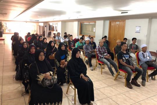 KJRI Jeddah bantu pemulangan WNI pelanggar izin
