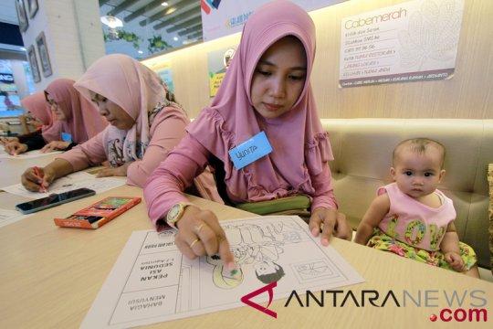 Kementerian Perempuan tangani 3.367 kasus selama 2017