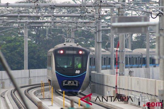 MRT simbol kemajuan Jakarta