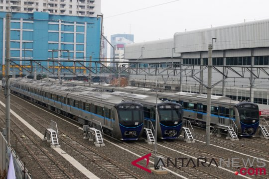 DKI tekankan depo MRT untuk kebutuhan jangka panjang