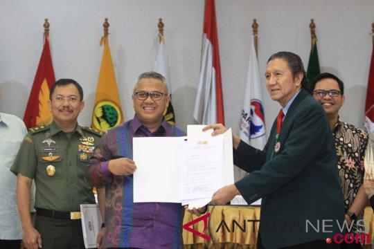KPU sepakat dua bacaleg PSI perbaiki dokumen