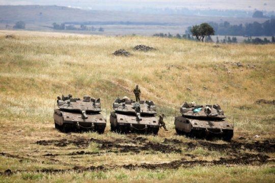 Al-Jaari beritahu Guterres mengenai penolakan Suriah tentang Golan