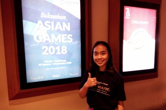 Atlet ice skating Indonesia bangga dengan prestasi atlet timnas Asian Games 2018