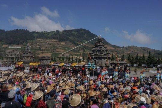Dieng Culture Festival 2019 bakal tampilkan dua acara baru