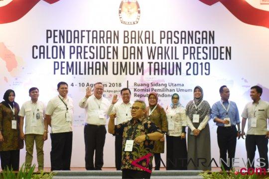 KPU resmi tetapkan Jokowi-Ma