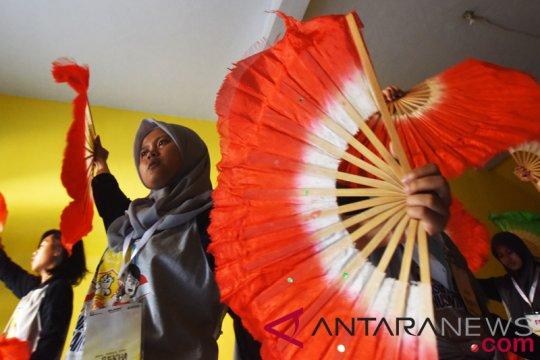 Siswa Mengenal Nusantara di Sumbar eksplorasi sejarah Benteng Opu