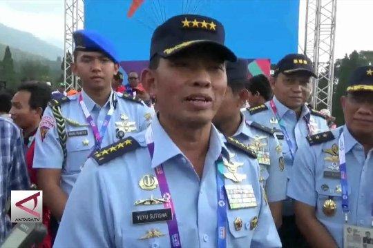 Kasau jamin loloskan peraih medali paralayang jadi TNI