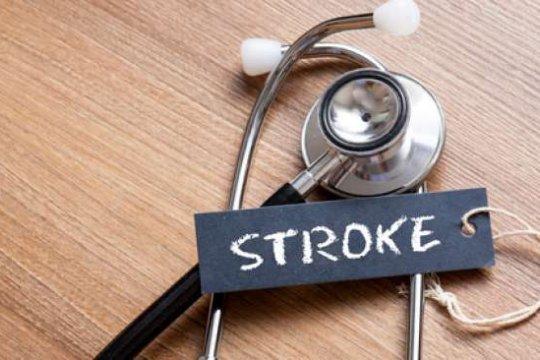 Kenali gejala stroke yang bisa terjadi mendadak