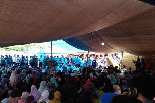 Relawan gempa Lombok berharap status bencana nasional
