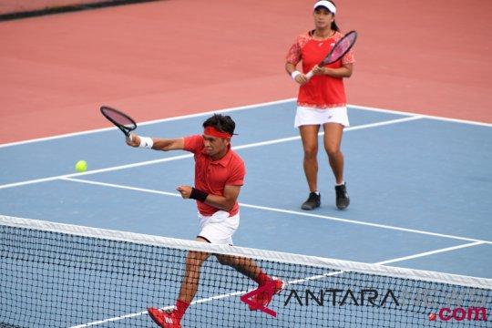 Tenis ganda putri Indonesia sisakan Joleta/Deria