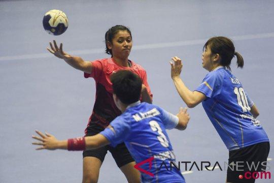 Bola Tangan Putri Penentuan Peringkat Tujuh-Delapan Indonesia vs Hongkong