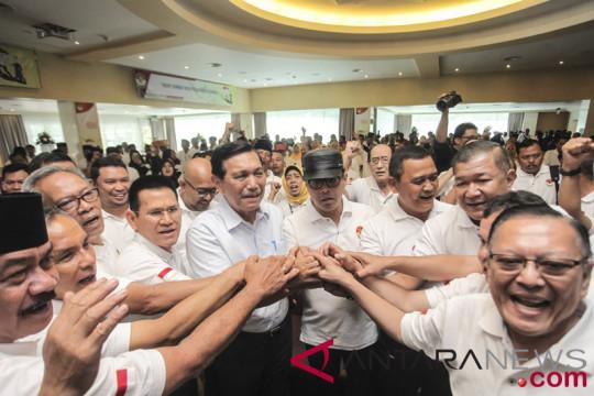 Deklarasi Dukung Jokowi-Maruf Amin