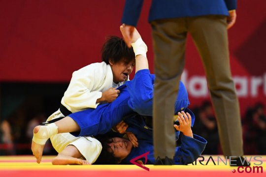 Judo - Jepang vs Filipina