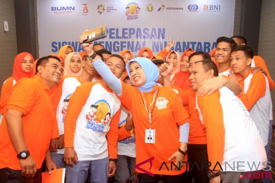 BUMN Hadir - Pelepasan Siswa Mengenal Nusantara Aceh