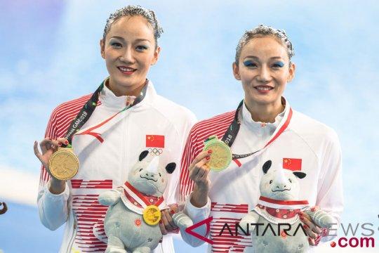 Renang Artistik Final Duet Cina